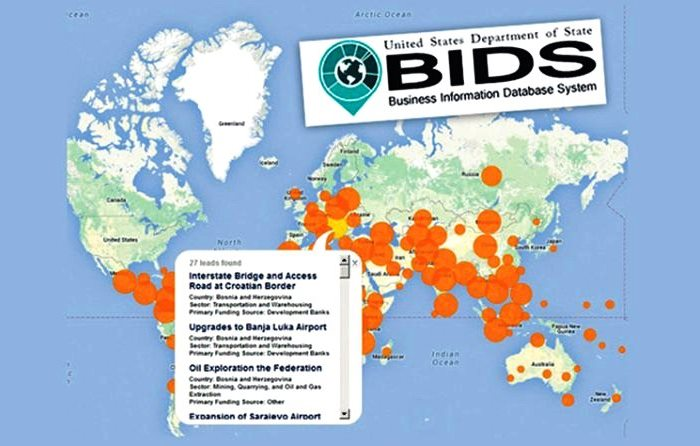 BIDS projects