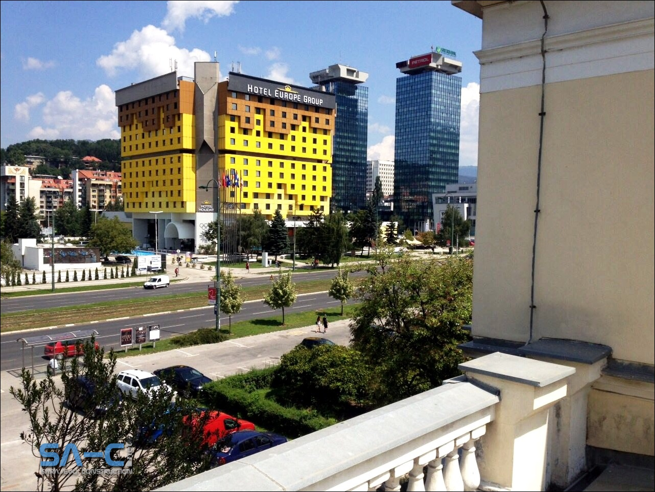 hotel europe_group_ex_holiday_sarajevo