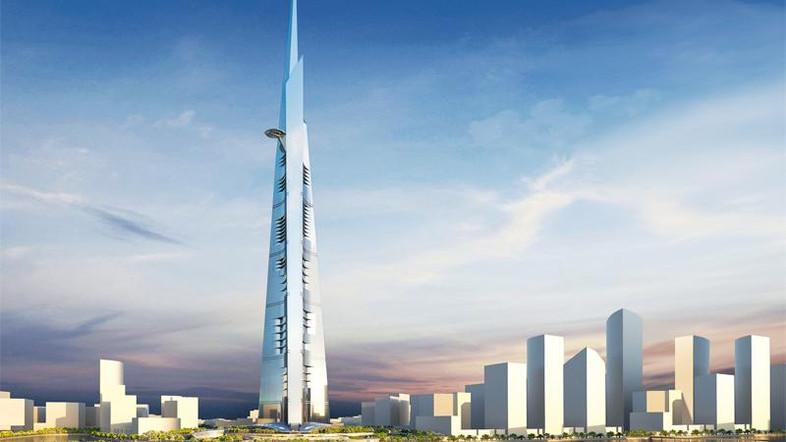 jeddah tower visual