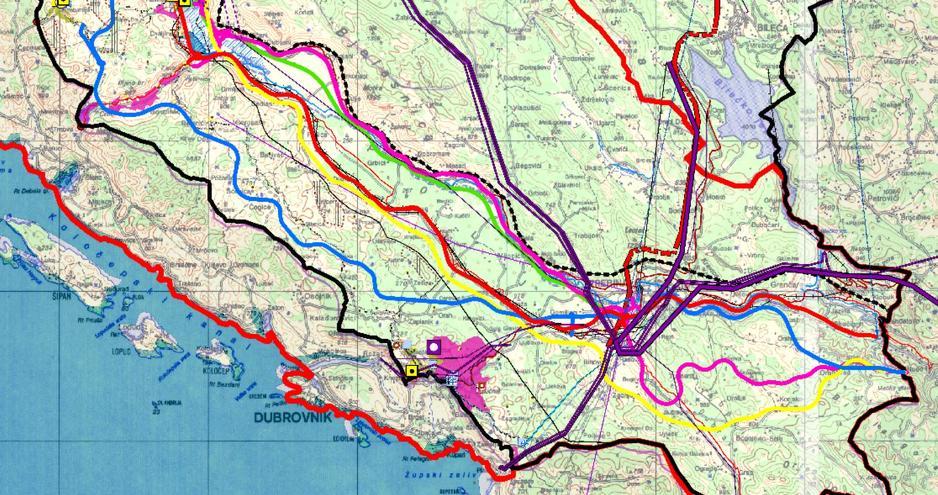 Predstavljeno Pet Verzija Trase Buduceg Autoputa Od Pocitelja Do